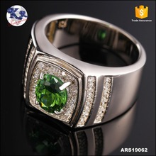 Alibaba Express Gemstone Ring Manufacturer 925 Sterling Silver Jewelry Wholesale
