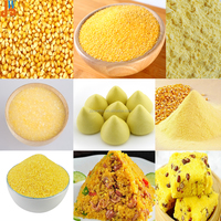 Maize grits making machine/corn degerminator and corn milling machine for sale