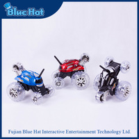 360 degree rotation car toys with remote control for children