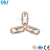 Guojie Brand Wholesale Shoes Accessories Clear