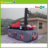 outdoor inflatable car model inflatable promotion car kid toys