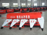 Chinese multifunctional harvester for wheat/paddy rice