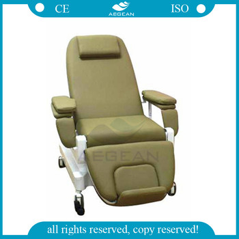 AG-XD206A CE&ISO qualified Hospital blood collection chair