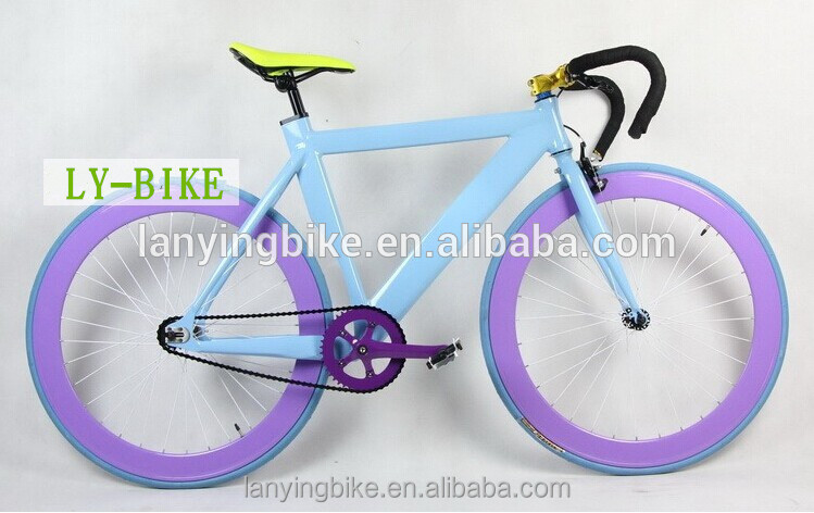 new model fixed gear bike made in china bicycles /fixie bikes/bycycle / drift fixies