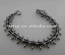 TS039 Snake Feature Casting Steel Braceles Jewelry 2012