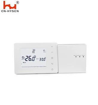 Residential Cooling Heating Wireless Programable Thermostat and Receiver