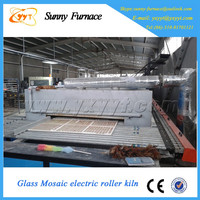 Tiles manufacturer for glass mosaic production line