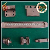 high precision aluminum stamped part machining parts