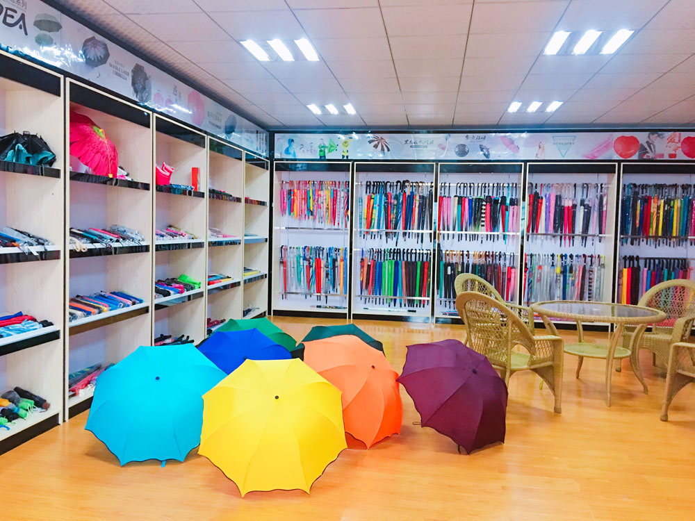New Design Auto-open Wedding Decoration Umbrella