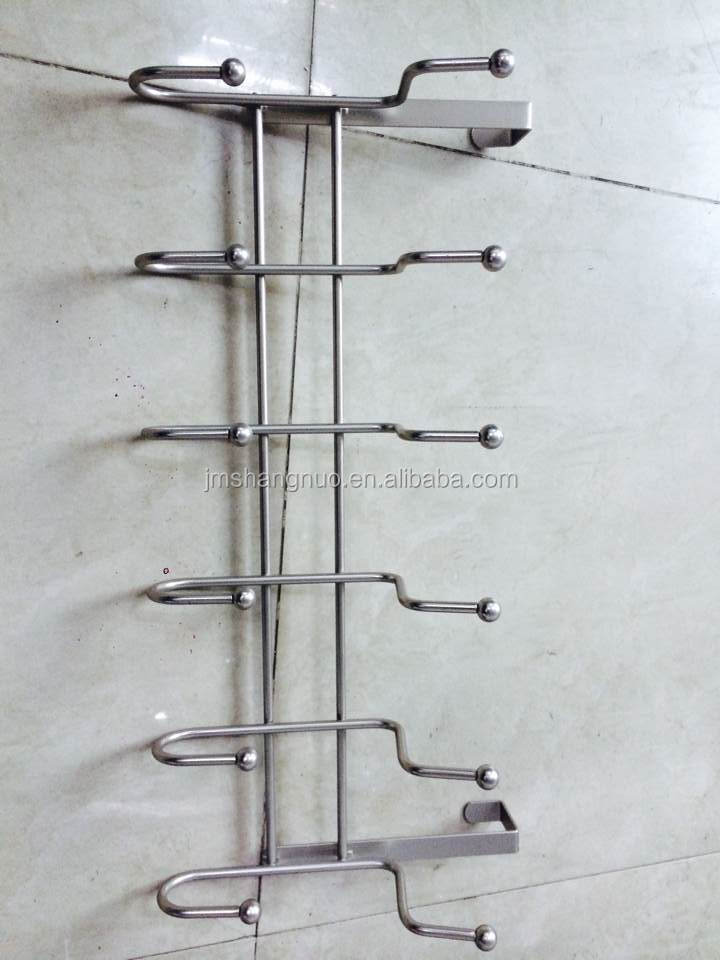 funny metal hooks for clothes hanger