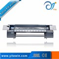 Hot Sale 3.2m Large Format Inkjet Digital Poster Solvent Printer Taimes T8Q with Konica Print Head