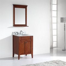 Royal Design Antique Bathroom Furnitures Cabinet with Shaving Mirror