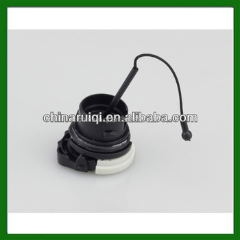 72.2cc 3.6KW 038 380 381 Chainsaw oil filler cap of MS381 MS380 MS038 Chainsaw Spare Parts