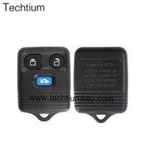 Tourneo Maverick key card 3 button remote key cover for Ford Transit MK3 Focus