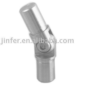 SS/garde corps inox/hand railing/Stainless steel Adjustable Insert Connector