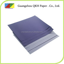 Multi-color Christmas paper colored leather grain paper
