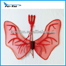 Hot-selling Lovely Fairy Wing for Girs Halloween Makeup