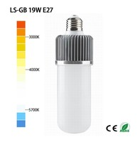 E27 19W led light bulb, best replacement for 100W incandescent lamp