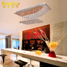 New Modern LED Art Luxury Crystal Ceiling Chandelier Lamp Lighting crystal chandelier fancy ceiling light for dining room