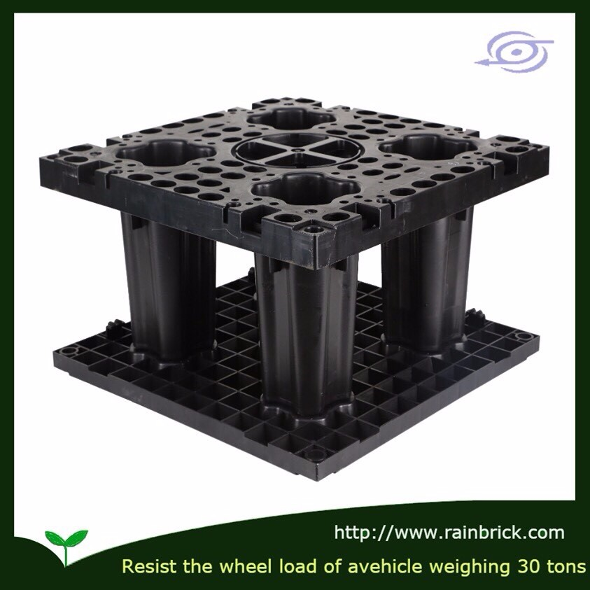 MIT High Purity Rectangular Bricks PP Underground Rainwater Harvesting Tanks
