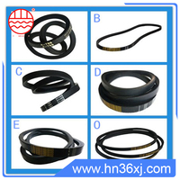 made in China classical customized polyester belt for transmitting system