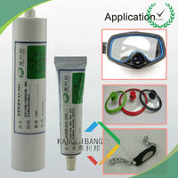 Medical grade Silicone gel adhesive/sealant