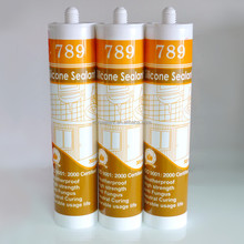 Weatherproof 789 neutral silicone sealant