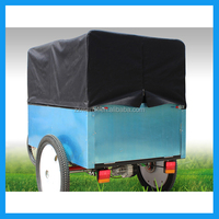 New Cargo Tricycle with Flatbed