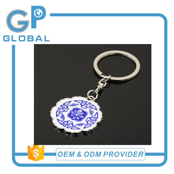 Alibaba china promotional pill box keychain