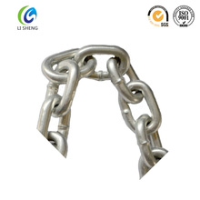 Din5685A german standard metal link chain