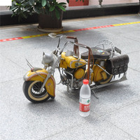 Factory Supply good quality modern home decor motorcycle model fast delivery