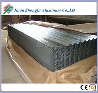 1000 or 3000 series common type 750 840 850 900 aluminium sheet for roofing per MT price