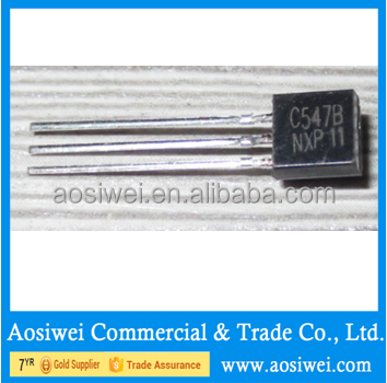 Integrated Circuits IC Chips Type transistor BC547