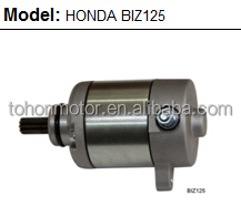 Motorcycle Starter Motor for BIZ125