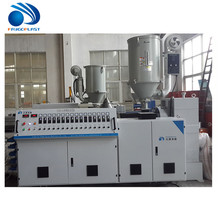 High quality high output hot plastic pellet melt extruder machine