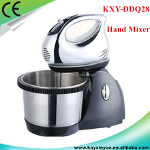 Direct Factory Supply Held 3 Speeds Electric Stand Food Mixer Hand Mixer