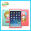 Wholesale new arrival shockproof soft animal silicone cover case for ipad mini 2