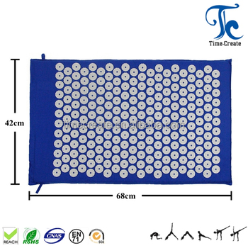 new arrival wholesale deep massage mat hot sell acupressure mat