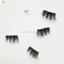 1 Pair Magnetic Eyelashes 3D Silk Reusable False Magnet Eyelashes Extension set