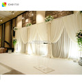event decorative flower wedding backdrop curtain cloth
