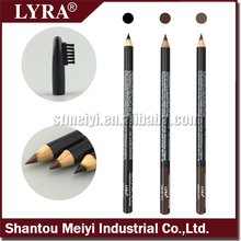 LY15 Smooth Longlasting Waterproof Eyebrow Pencil with brush
