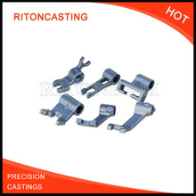 Professional OEM precision coupling casting iron foundry of investment casting