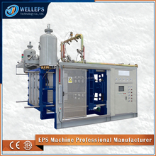 Welleps styrofoam thermocol eps machinery for eps box insulation with best quality