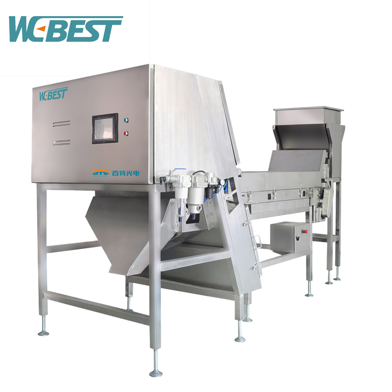Automatic Glass Cullet Color Sorter Machine/Plastic Color Sorting Machine