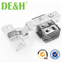 Cabinet door hydraulic plastic pad auto close hinges