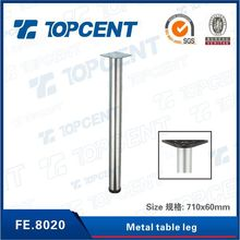 chrome plated industrial table legs