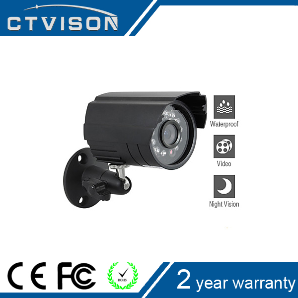 "CCTV Security 1/3"" CMOS 8mm Lens 700TVL Night Vision 24pcs IR Lamps type of cctv camera"