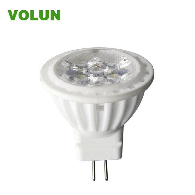 12V 110V 220V 4W mr11 led light GU4 mini led spot light