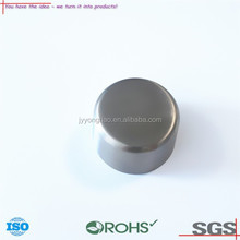 OEM ODM Stainless steel round tube pipe End Cap