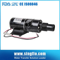 Singflo FL-65A 12V DC 49.2 L high flow macerator pumps /flushing toilet pump